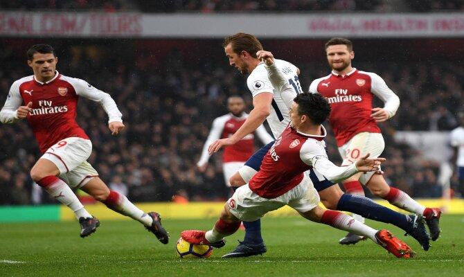 Previa para el Arsenal vs Tottenham de la Copa de la Liga