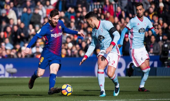Previa del Barcelona vs Celta de Vigo de la Liga Santander