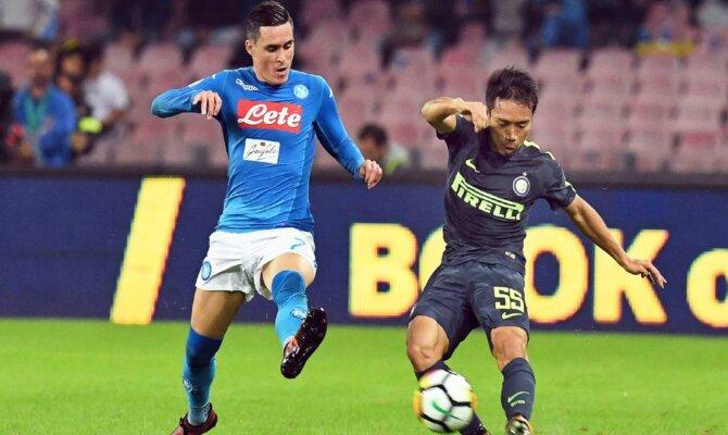 Previa para el Inter de Milán vs Napoli de la Serie A