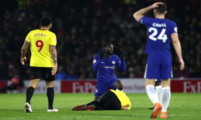 Previa para el Watford vs Chelsea de la Premier League