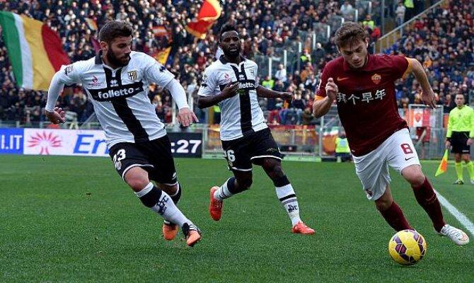 Previa para el Parma vs Roma de la Serie A