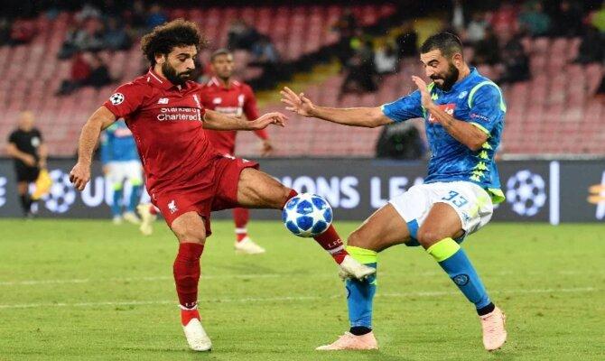 Previa para el Liverpool vs Napli de la UEFA Champions League