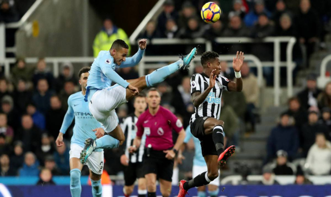 Previa para el Newcastle vs Manchester City de la Premier League