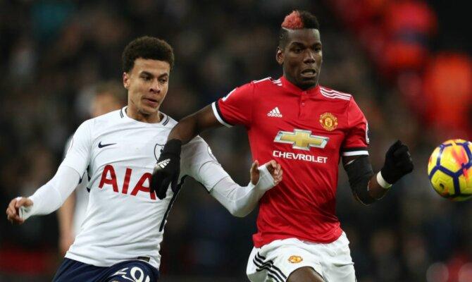 Previa para el Tottenham vs Manchester United de la Premier League