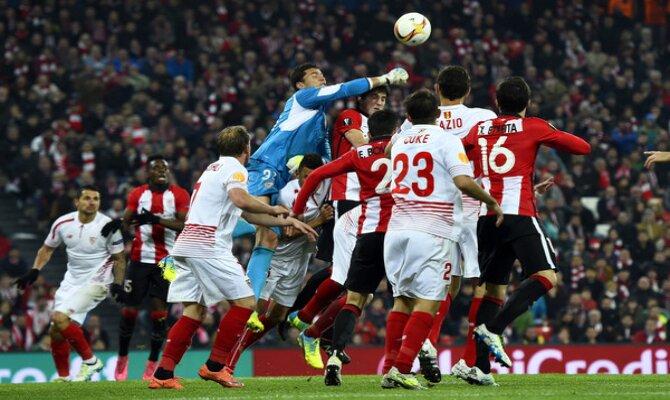 Previa para el Athletic Bilbao vs Sevilla de la Liga Santander