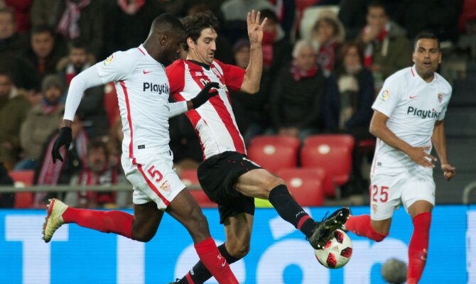 Previa para el Sevilla vs Athletic Club de la copa del rey