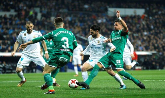 Previa para el Leganés vs Real Madrid de la Copa del Rey