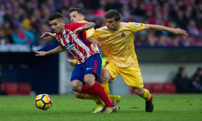 Previa para el Atlético de Madrid vs Girona de la Copa de Rey