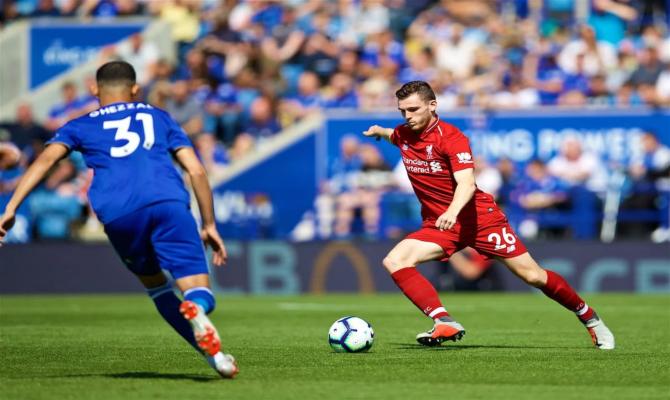 Previa para el Liverpool vs Leicester de la Premier League