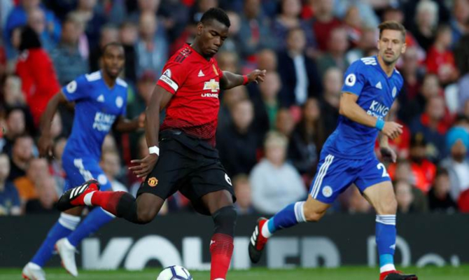 Apuesta para el Leicester vs Manchester United de la Premier League