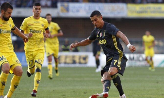 Previa para el Juventus vs Chievo de la Serie A