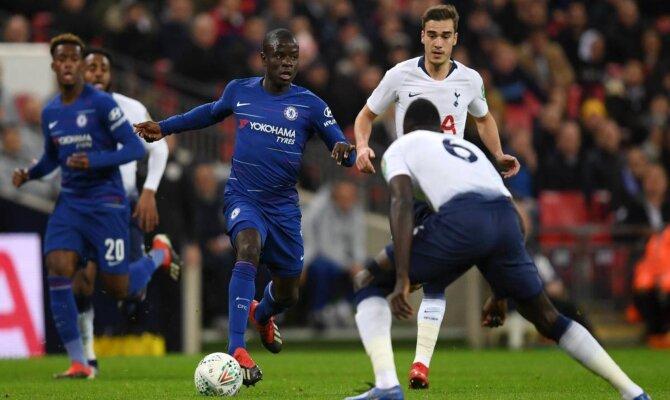 Previa para el Chelsea vs Tottenham de la Copa de la Liga