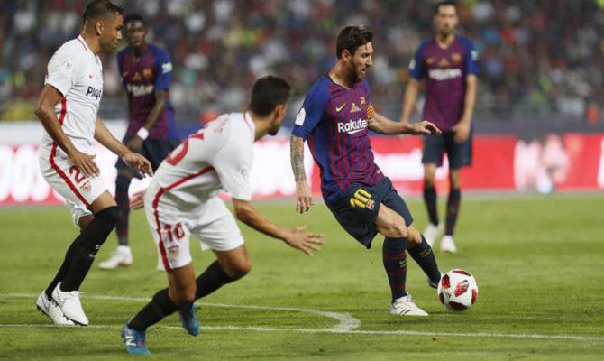 Previa para el Sevilla vs Barcelona de la Copa del Rey