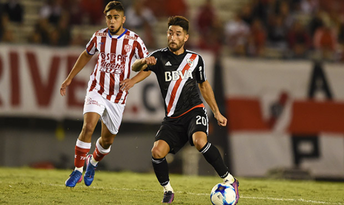 Apuesta River Plate vs Unión de Santa Fe de la Superliga Argentina