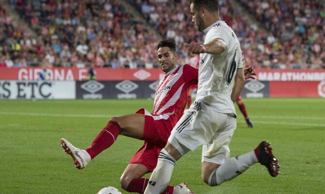 Previa para el Real Madrid vs Girona de la Copa del Rey