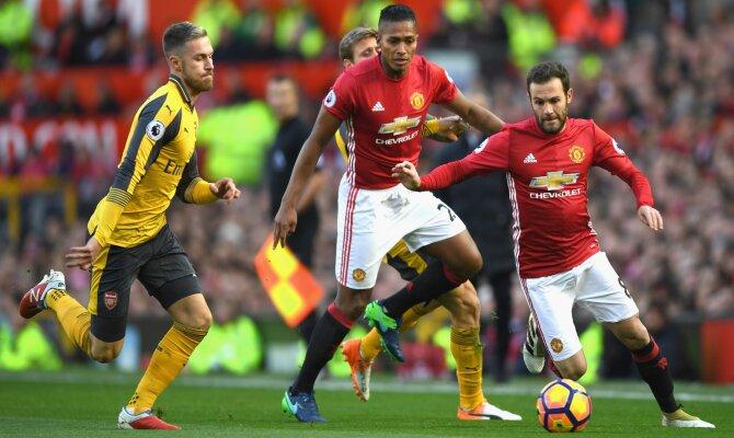 Previa para el Arsenal vs Manchester United de la FA Cup