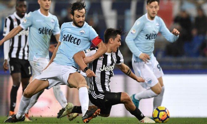 Previa para el Lazio vs Juventus de la Serie A de Italia