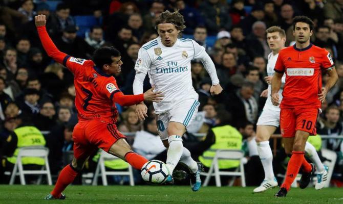 Previa para el Real Madrid vs Real Sociedad de la Liga Santander