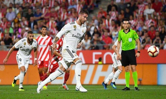 Previa para el Real Madrid vs Girona de la Liga Santander