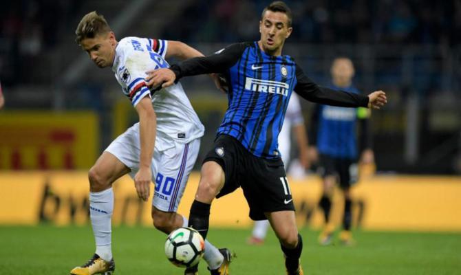Previa para el Inter de Milán vs Sampdoria de la Serie A