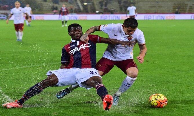 Previa para el Roma vs Bologna de la Serie A de Italia