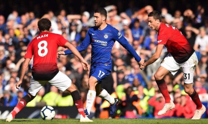 Previa para el Chelsea vs Manchester United de la FA Cup