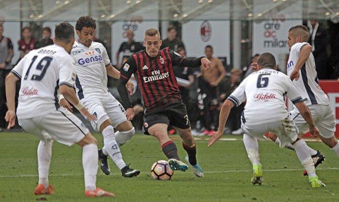 Previa para el Milán vs Empoli de la Serie A