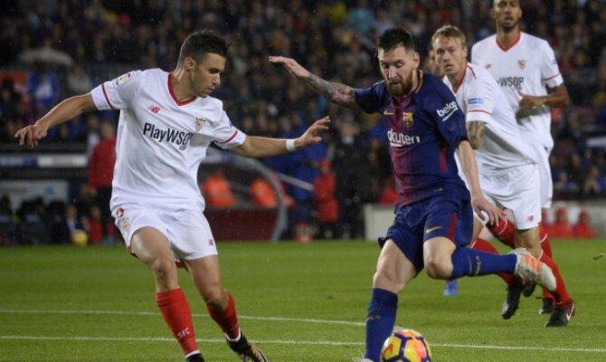 Previa para el Sevilla vs Barcelona de la Liga Santander