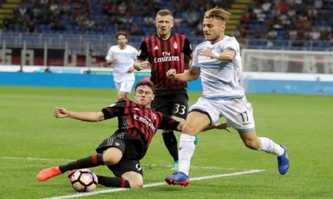 Previa para el Lazio vs Milán de la Coppa Italia