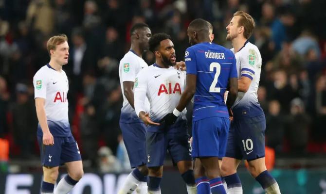 Previa para el Chelsea vs Tottenham de la Premier League