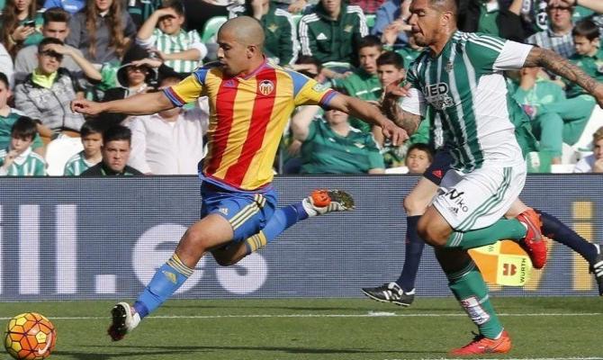 Previa para el Valencia vs Real Betis de la Copa del Rey