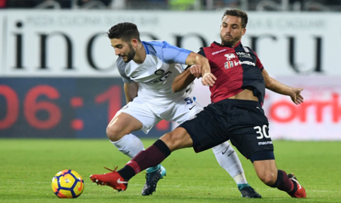 Previa para el Cagliari vs Inter de Milán de la Serie A de Italia