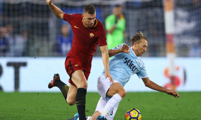Previa para el Lazio vs Roma de la Serie A de Italia