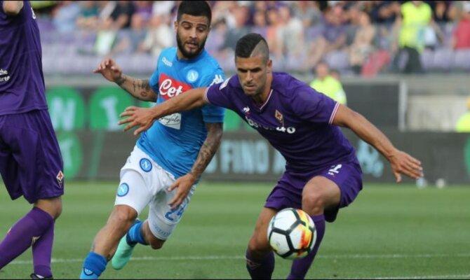 Previa para el Fiorentina vs Napoli de la Serie A