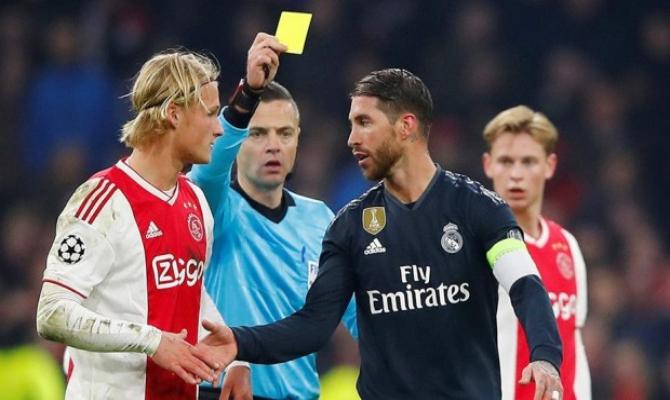 Previa para el Real Madrid vs Ajax de la UEFA Champions League