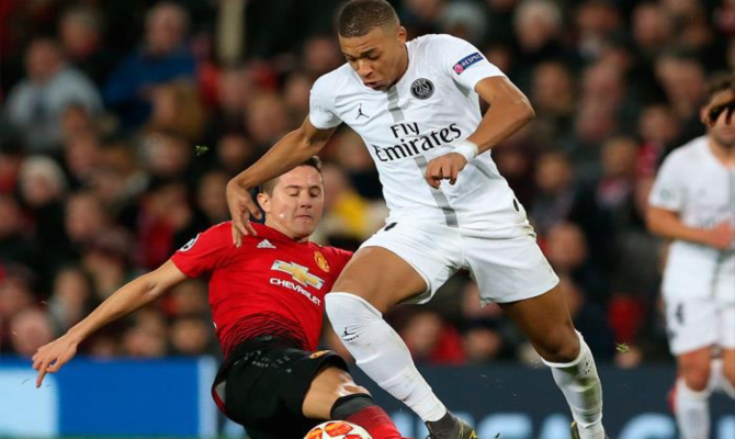 Previa para el Paris Saint Germain vs Manchester United de la UEFA Champions League