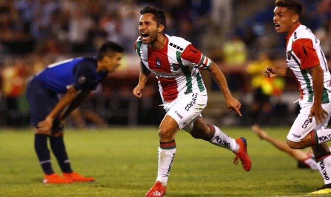 Previa para el Palestino vs Internacional de Porto Alegre de la Copa Libertadores
