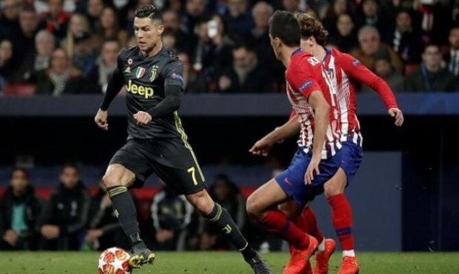 Previa para el Juventus vs Atlético de Madrid de la UEFA Champions League