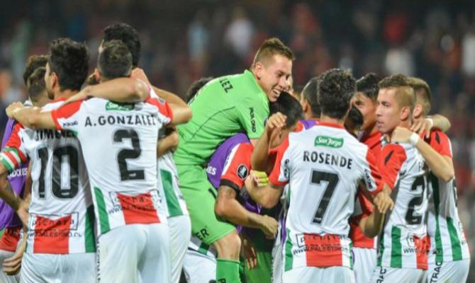 Previa para el River Plate vs Palestino de la Copa Libertadores