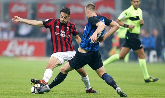 Previa para el Milán vs Inter de Milán de la Serie A de Italia