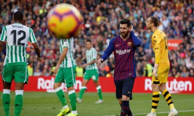 Previa para el Real Betis vs Barcelona de la Liga Santander