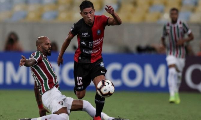 Previa para el Antofagasta vs Fluminense de la Copa Sudamericana