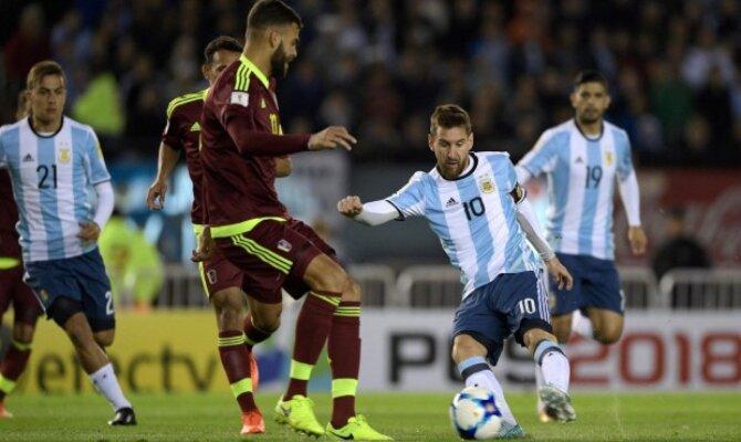 Previa para el Argentina vs Venezuela en el Amistoso Internacional
