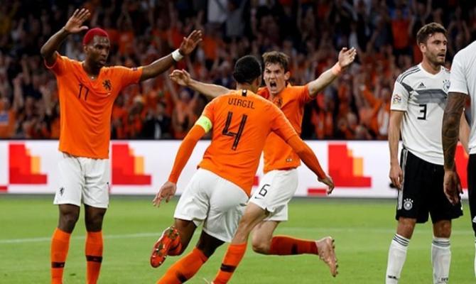 Previa para el Holanda vs Alemania de las clasificatorias europeas