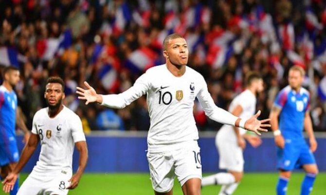 Previa para el Francia vs Islandia de las Eliminatorias UEFA