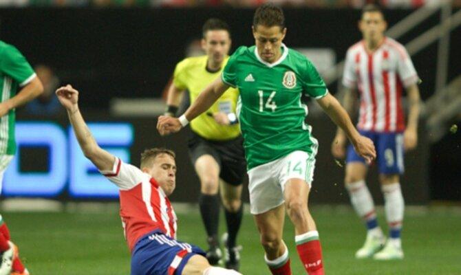 Previa para el México vs Paraguay de un Amistoso