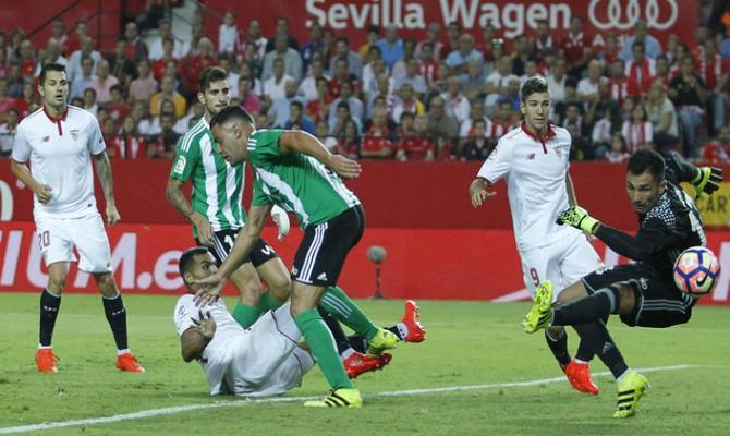 Previa para el Sevilla vs Real Betis de la Liga Santander