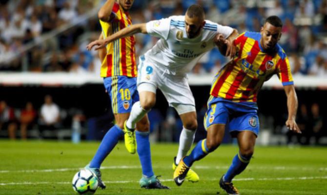 Previa para el Valencia vs Real Madrid de la Liga Santander