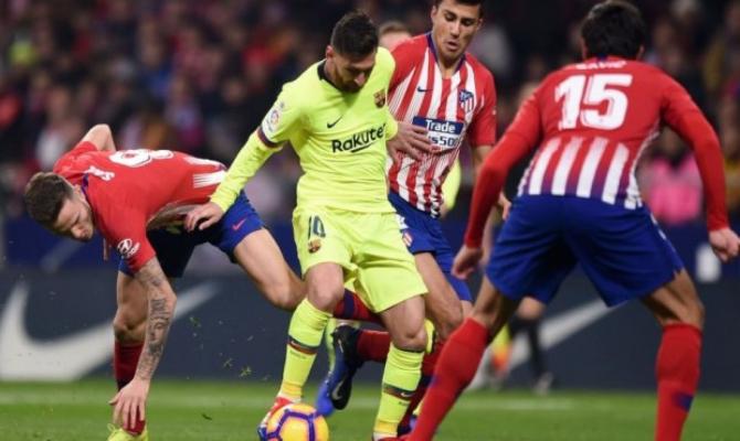 Previa para el Barcelona vs Atlético de Madrid de la Liga Santander