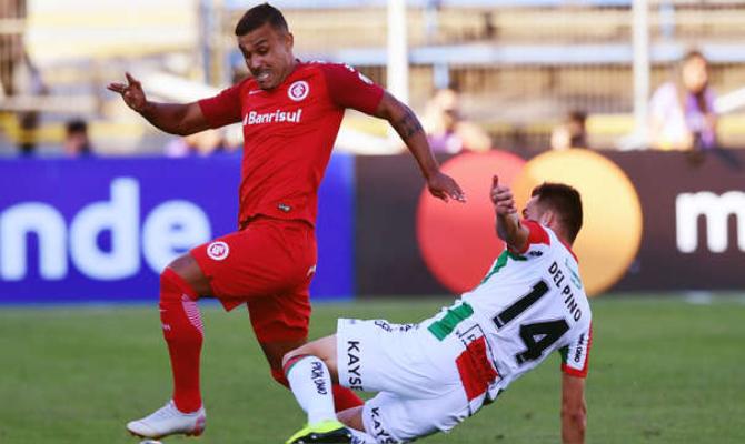 Previa para el Internacional vs Palestino de la Copa Libertadores